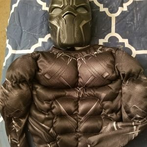 Other - Child's Black Panther Costume